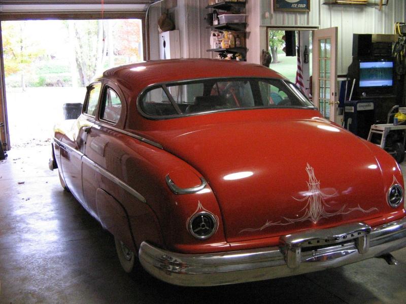 Lincoln 1949 - 1951 custom & mild custom 537