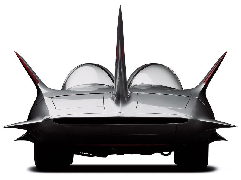 Firebird 3 Concept Car 550