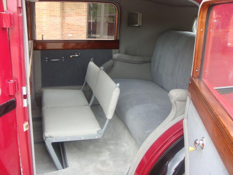 1935 BREWSTER TOWN CAR 557