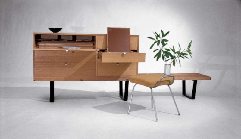 Bureaux & Mobiliers de bureaux 1950's - Office furnitures & Secretary 56710