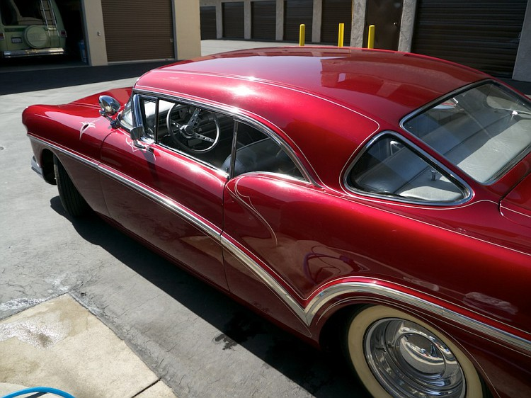 1957 Buick Special - RICHARD ZOCCHI  57feve10