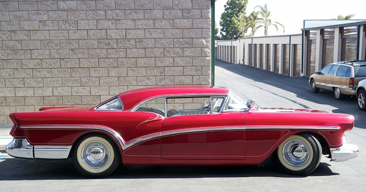 1957 Buick Special - RICHARD ZOCCHI  57feve12