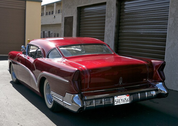 1957 Buick Special - RICHARD ZOCCHI  57feve14