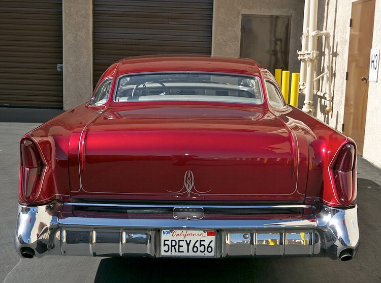 1957 Buick Special - RICHARD ZOCCHI  57feve21