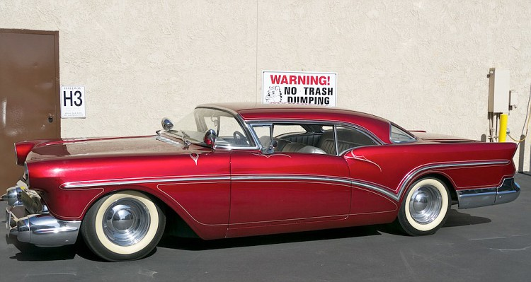 1957 Buick Special - RICHARD ZOCCHI  57feve23