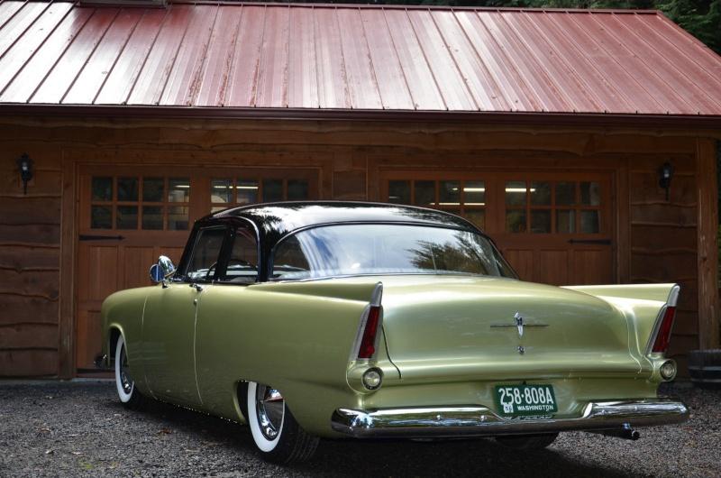 Plymouth & Desoto diplomat 1955 - 1956 custom & mild custom - Page 2 619