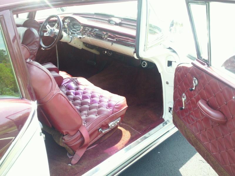 Oldsmobile 1955 - 1956 - 1957 custom & mild custom - Page 4 622