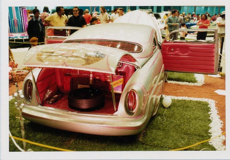 "1949 Mercury - Charlie Lopez's ""Nostalgic Sleeper""  63160611"