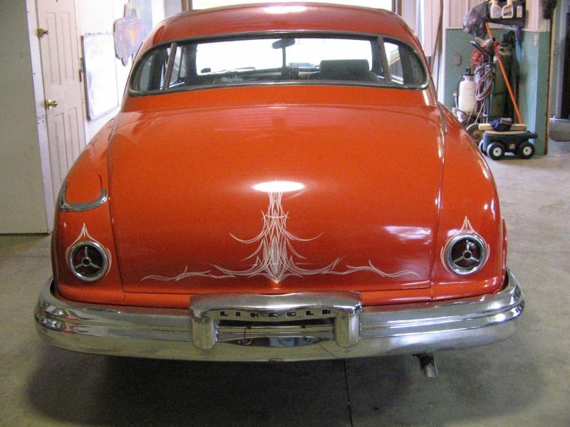 Lincoln 1949 - 1951 custom & mild custom 632