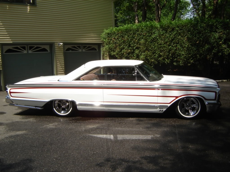 Mercury 1961 - 1964 custom & mild custom 63merc10