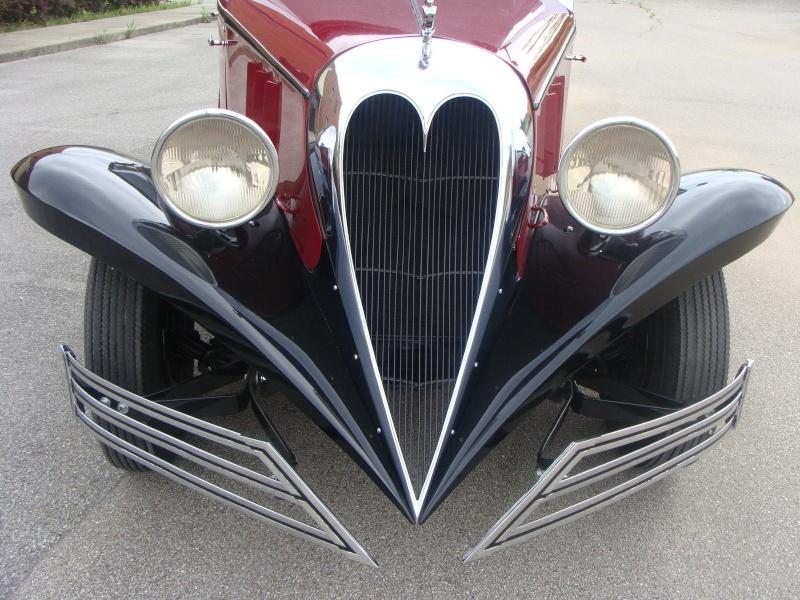 1935 BREWSTER TOWN CAR 648