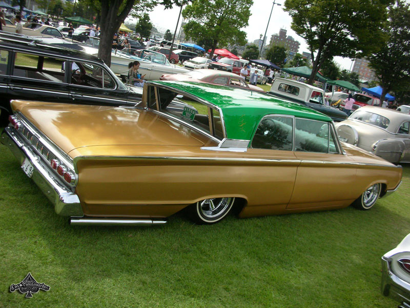 Mercury 1961 - 1964 custom & mild custom 64merc10