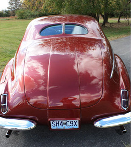 1941 Buick 2 Door Coupe - The Phoenix  -  711