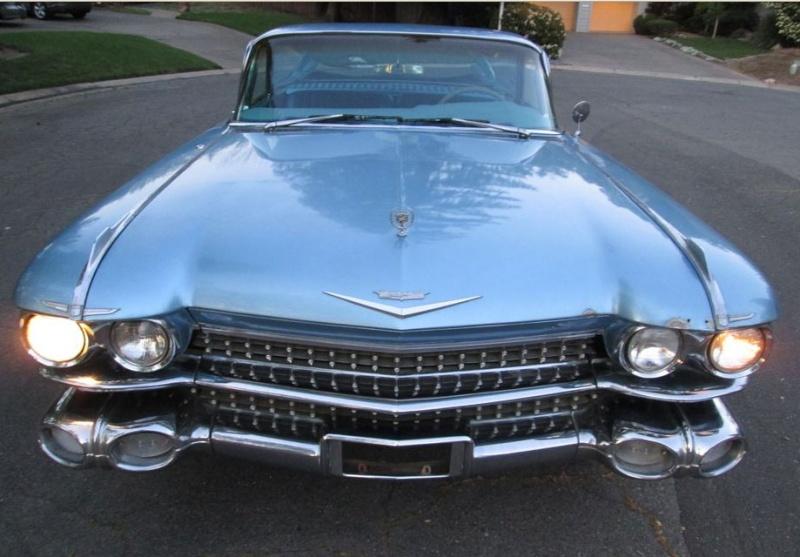 Cadillac Classic Cars 712