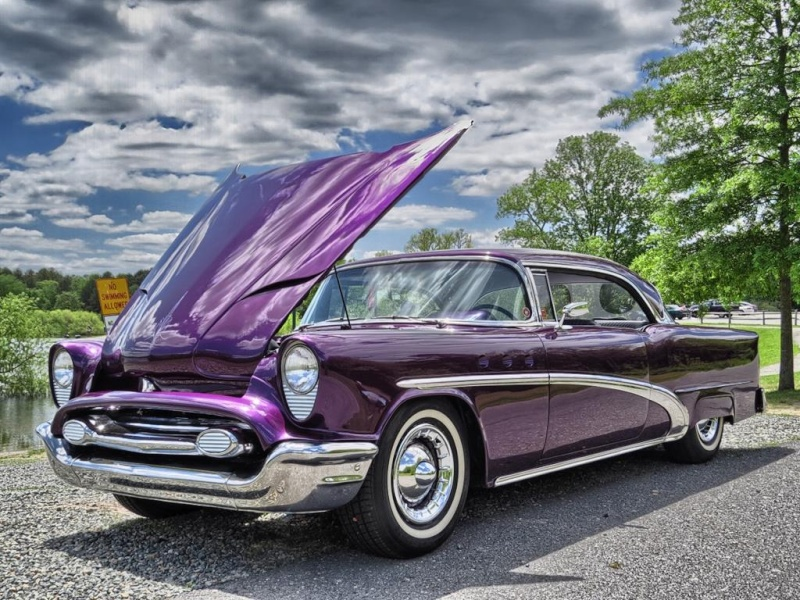 Buick 1950 -  1954 custom and mild custom galerie - Page 7 715