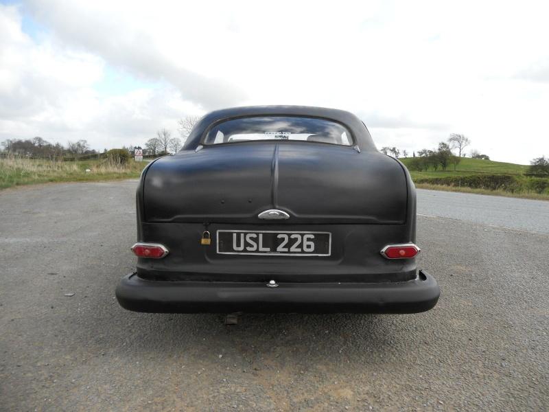 British classic car custom & mild custom - UK - GB - England _5713