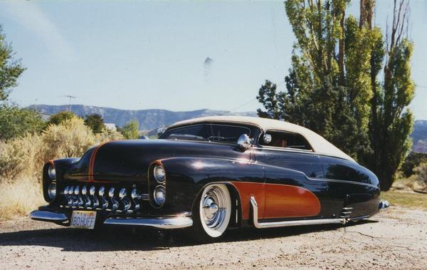 1950 Mercury - Bodacious - Bo Huff Badboy10