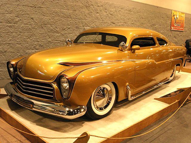 1951 Mercury - Bill Wolf - Gene Winfield Bill-w10