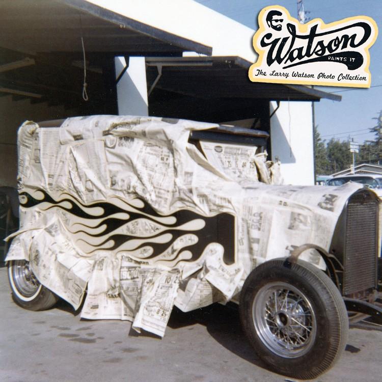 Photos d'époques de Larry Watson - Page 4 Chevyh10