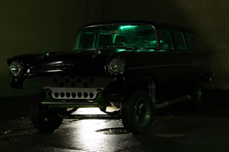 57' Chevy Gasser  Cvxc10