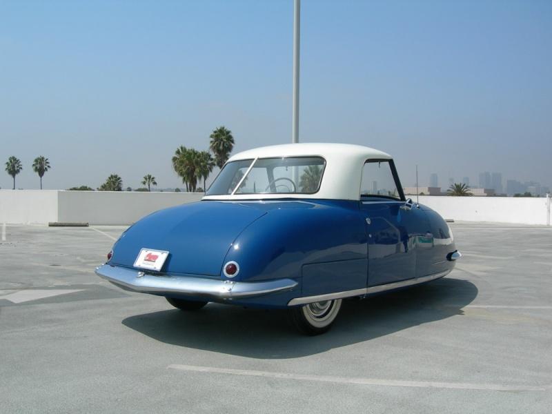 1948 Davis Three Wheels Davis-11