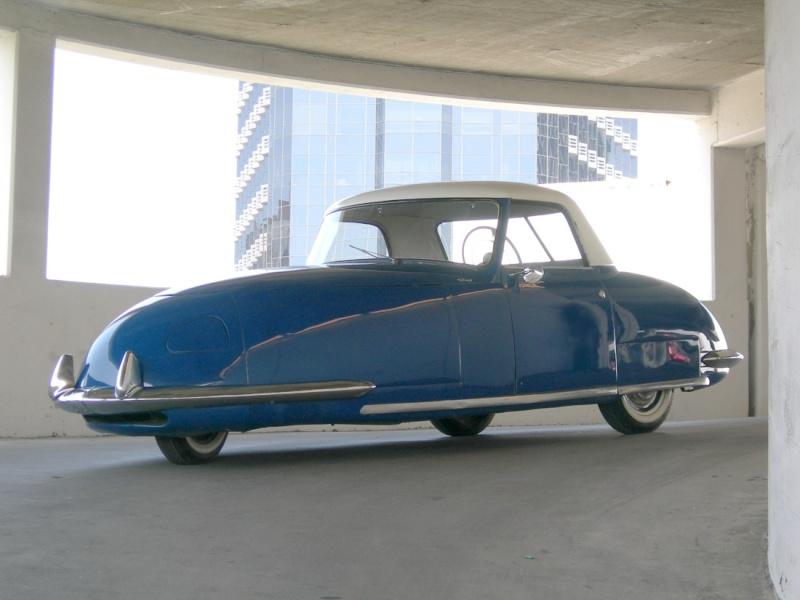 1948 Davis Three Wheels Davis-16