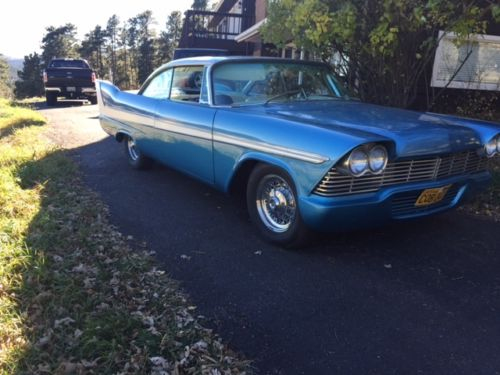 Plymouth  1957 - 1958 custom & mild custom - Page 2 Dgd10