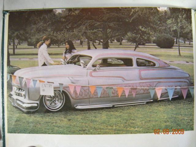 "1949 Mercury - Charlie Lopez's ""Nostalgic Sleeper""  Dscn2510"