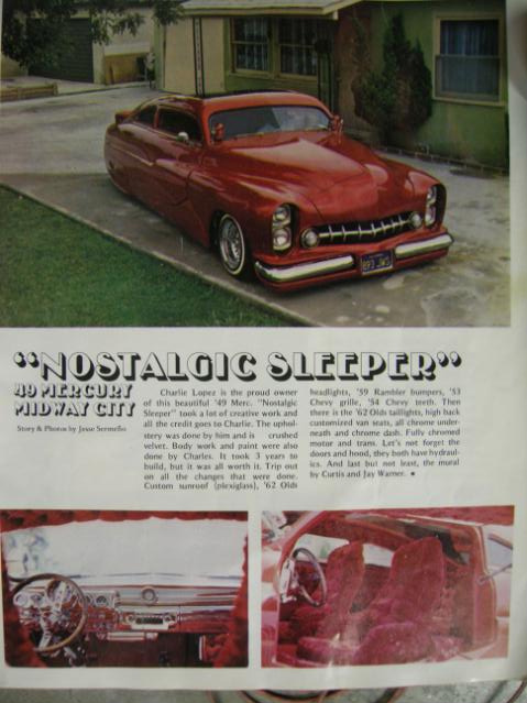 "1949 Mercury - Charlie Lopez's ""Nostalgic Sleeper""  Dscn6110"
