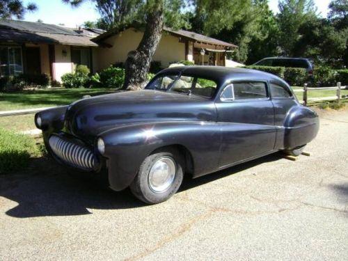 Buick 1943 - 49 custom & mild custom - Page 2 Dsqdsq10