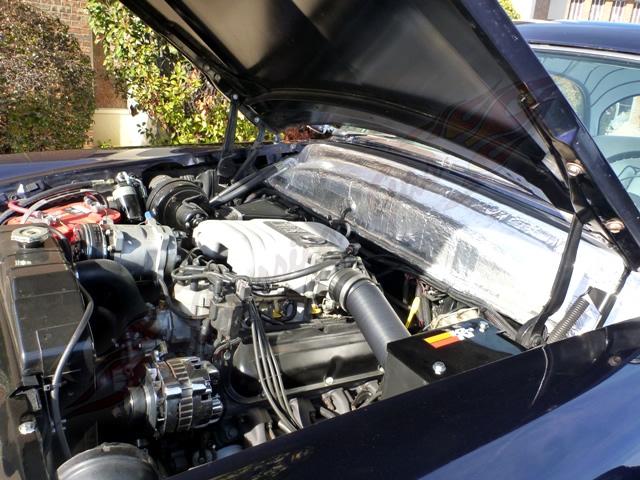 Mercury 1952 - 54 custom & mild custom - Page 4 Engine12
