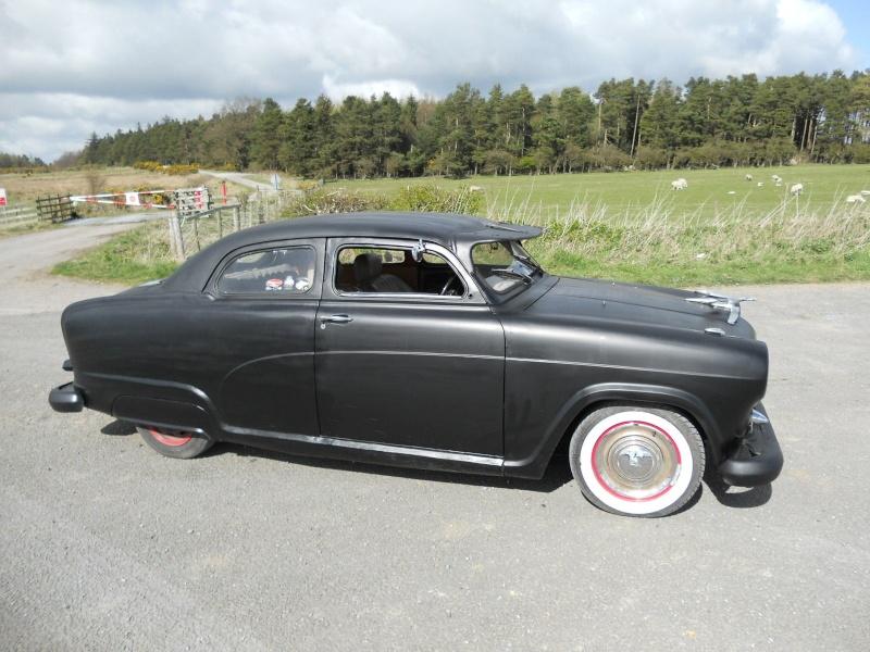 British classic car custom & mild custom - UK - GB - England Erazea10