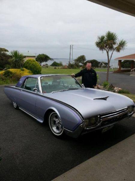 Ford Thunderbird 1961 - 1963 custom & mild custom - Page 3 Fergt10