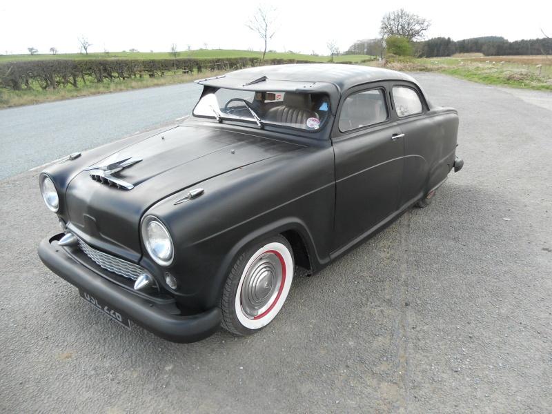 British classic car custom & mild custom - UK - GB - England Fqqq10