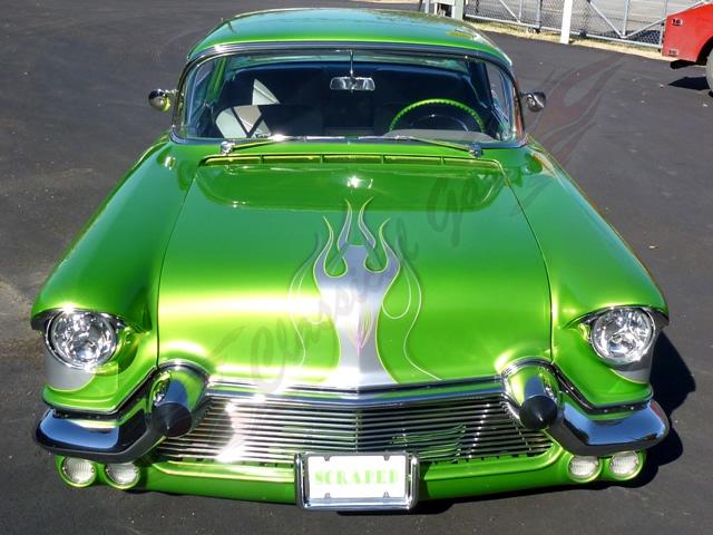 Cadillac 1957 & 1958  custom & mild custom - Page 2 Front10
