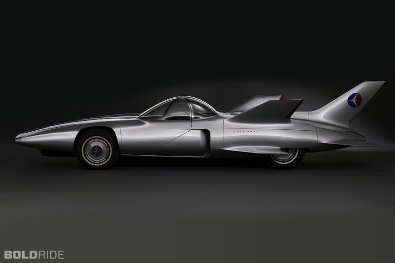 Firebird 3 Concept Car Gm-fir11