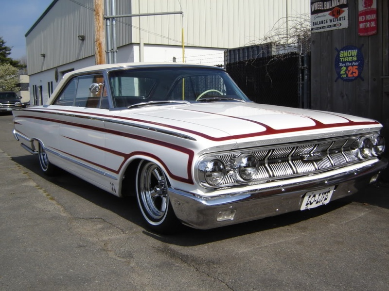 Mercury 1961 - 1964 custom & mild custom Hriczm10