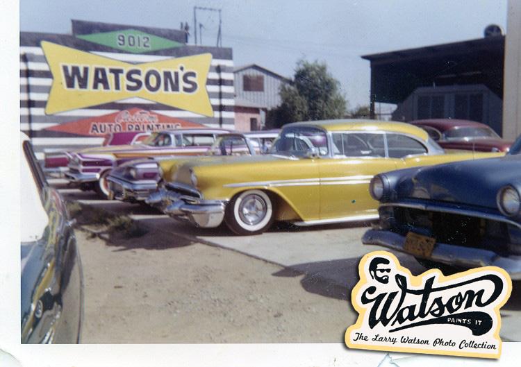 Photos d'époques de Larry Watson - Page 5 Img58010