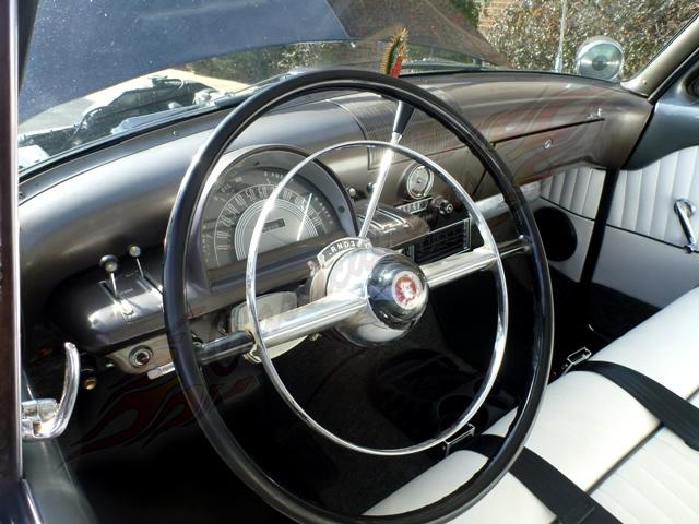 Mercury 1952 - 54 custom & mild custom - Page 4 Interi16