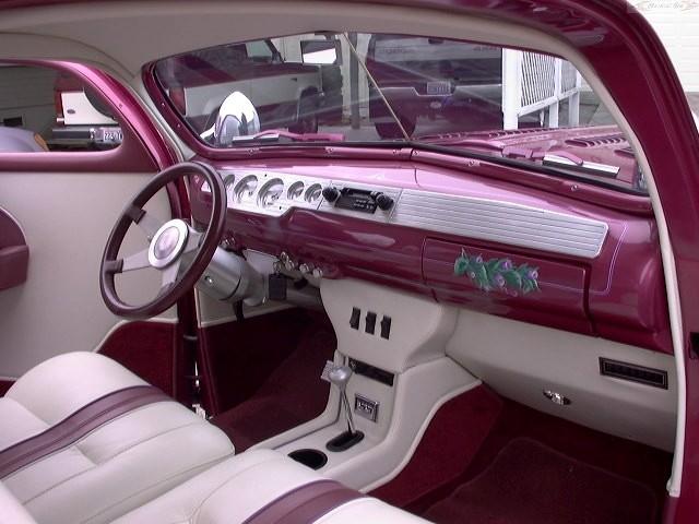 Ford & Mercury 1941 - 1948 customs & mild custom - Page 5 Interi25