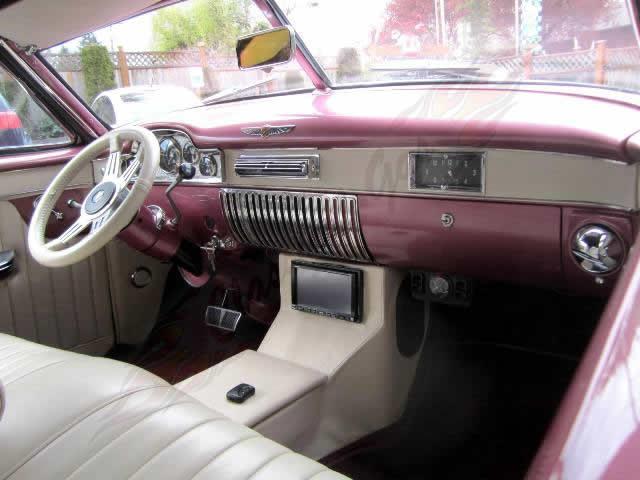 Cadillac 1948 - 1953 custom & mild custom - Page 3 Interi26