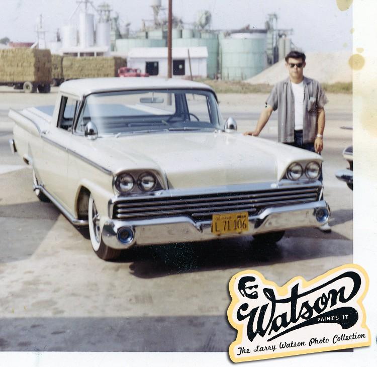 Photos d'époques de Larry Watson - Page 5 Jones510