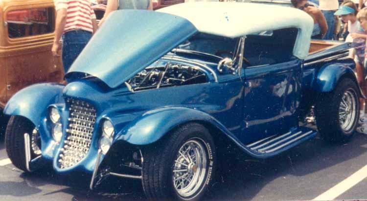 Blue Angel or Eclipse - Ray Farhner's 1932 Ford Kkoa0010
