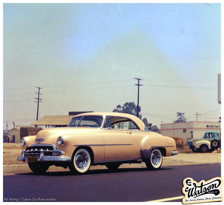 Photos d'époques de Larry Watson - Page 2 Larry_38