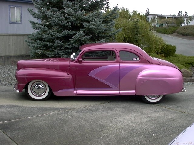 Ford & Mercury 1941 - 1948 customs & mild custom - Page 5 Left18