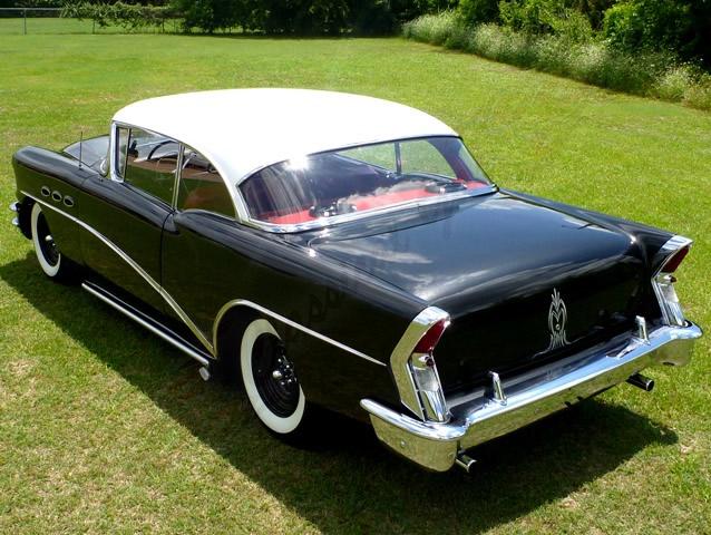 Buick 1955 - 57 custom & mild custom - Page 5 Leftre11