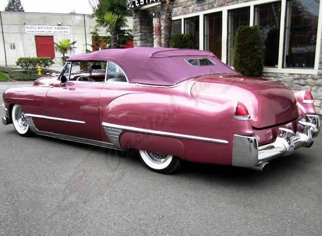 Cadillac 1948 - 1953 custom & mild custom - Page 3 Leftre17