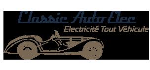 Classic auto elect - tout pour l'électricité des anciennes Logo10