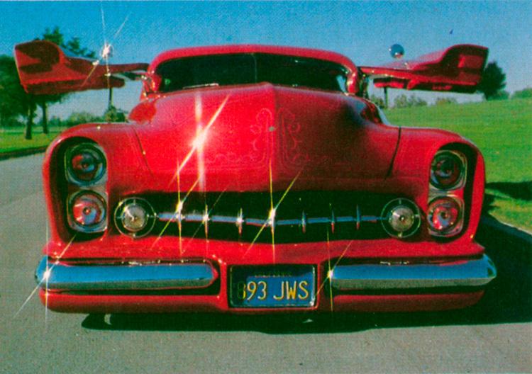 "1949 Mercury - Charlie Lopez's ""Nostalgic Sleeper""  Lopezf10"