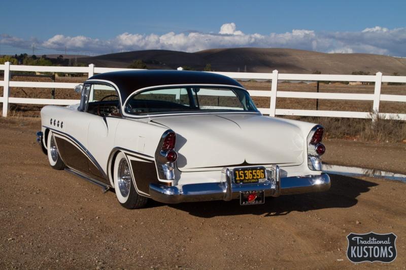 1955 Buick - Erik Lind - Root Beer Float -  Luoluo10
